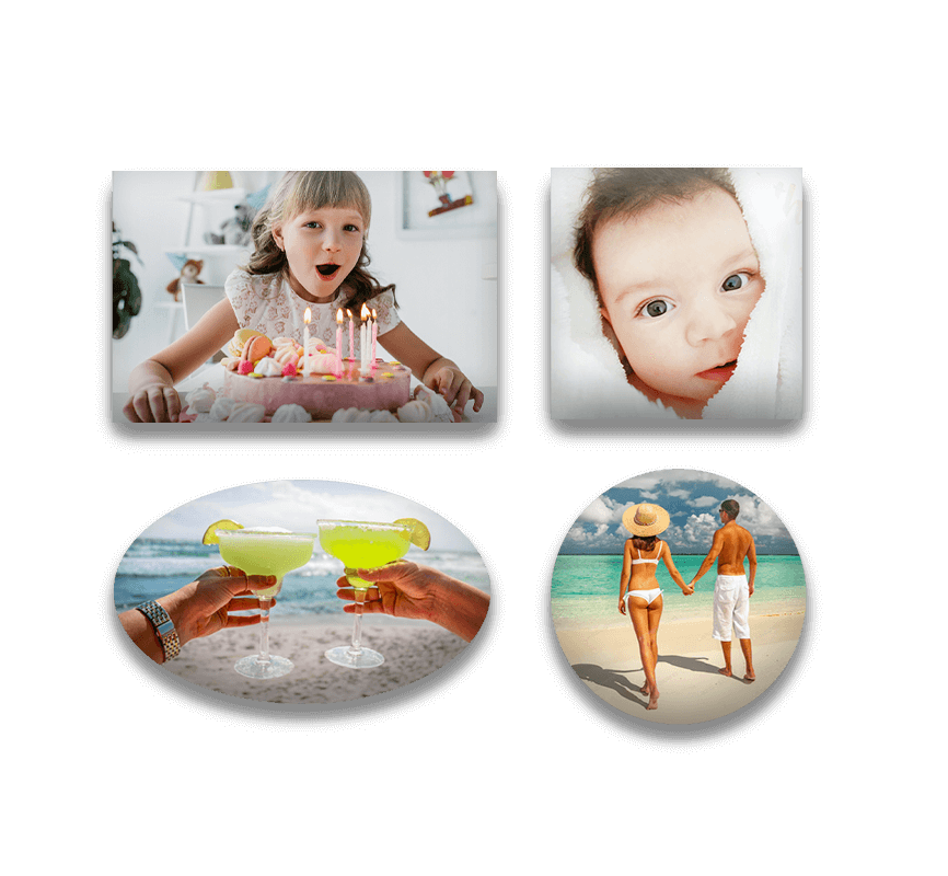 Picture for category Photo Magnets
